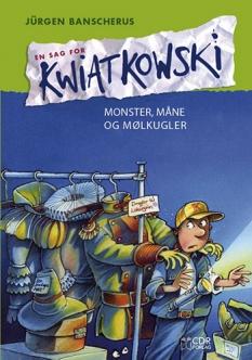 """""""Monster, måne og mølkugler (19)""""  Af Jürgen Banscherus"""