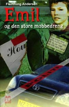 """""""Emil og den store mobbedreng"""" Af Flemming Andersen"""