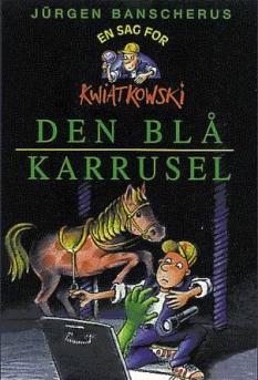 """Den blå karrusel (nr. 3)"" Af Jürgen Banscherus"