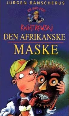 """""""Den afrikanske maske (nr. 6)""""  Af Jürgen Banscherus"""